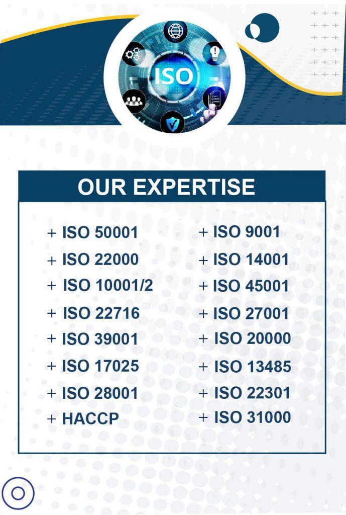 Top consultants for ISO standards in Saudi Arabia